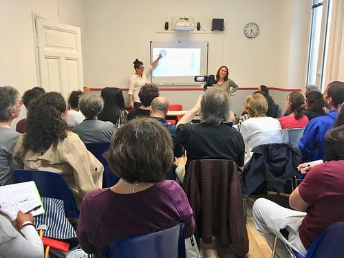 Valeria Sansone-Paola Pacifico-seminario finale 2018