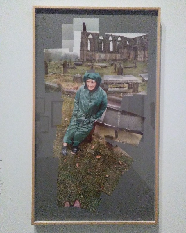 My Mother, Bolton Abbey, Yorkshire, Nov. 1982 #newyorkcity #newyork #manhattan #metmuseum #davidhockney #hockney #boltonabbey #yorkshire #latergram