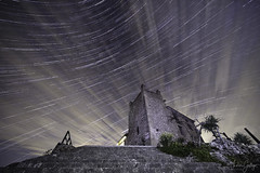 Startrails in Adzaneta. First Attempt.