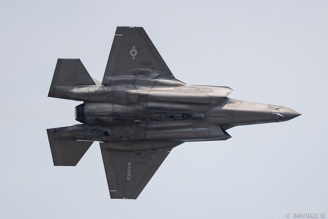 Iwakuni FD 2018 (68) VMFA-121 F-35B VK-04/169168