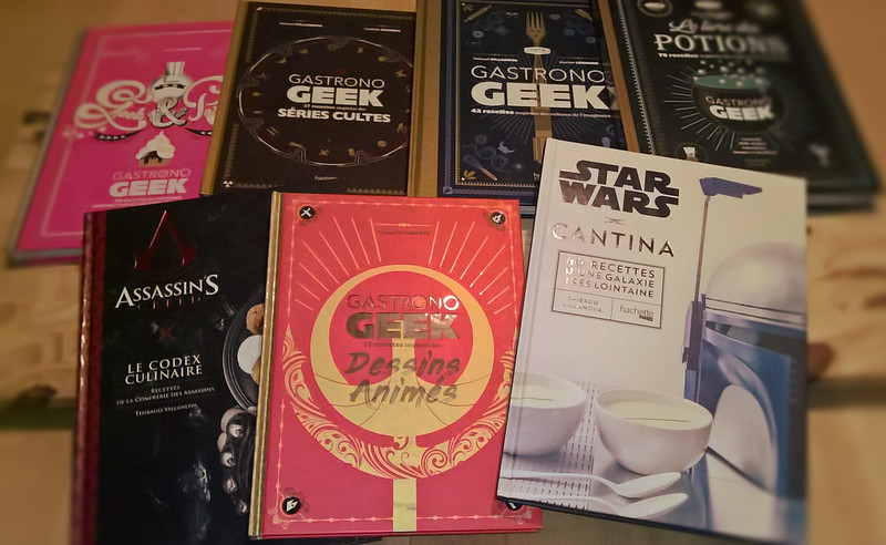 collection gastronogeek