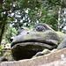 Chinese Garden Frog Statue