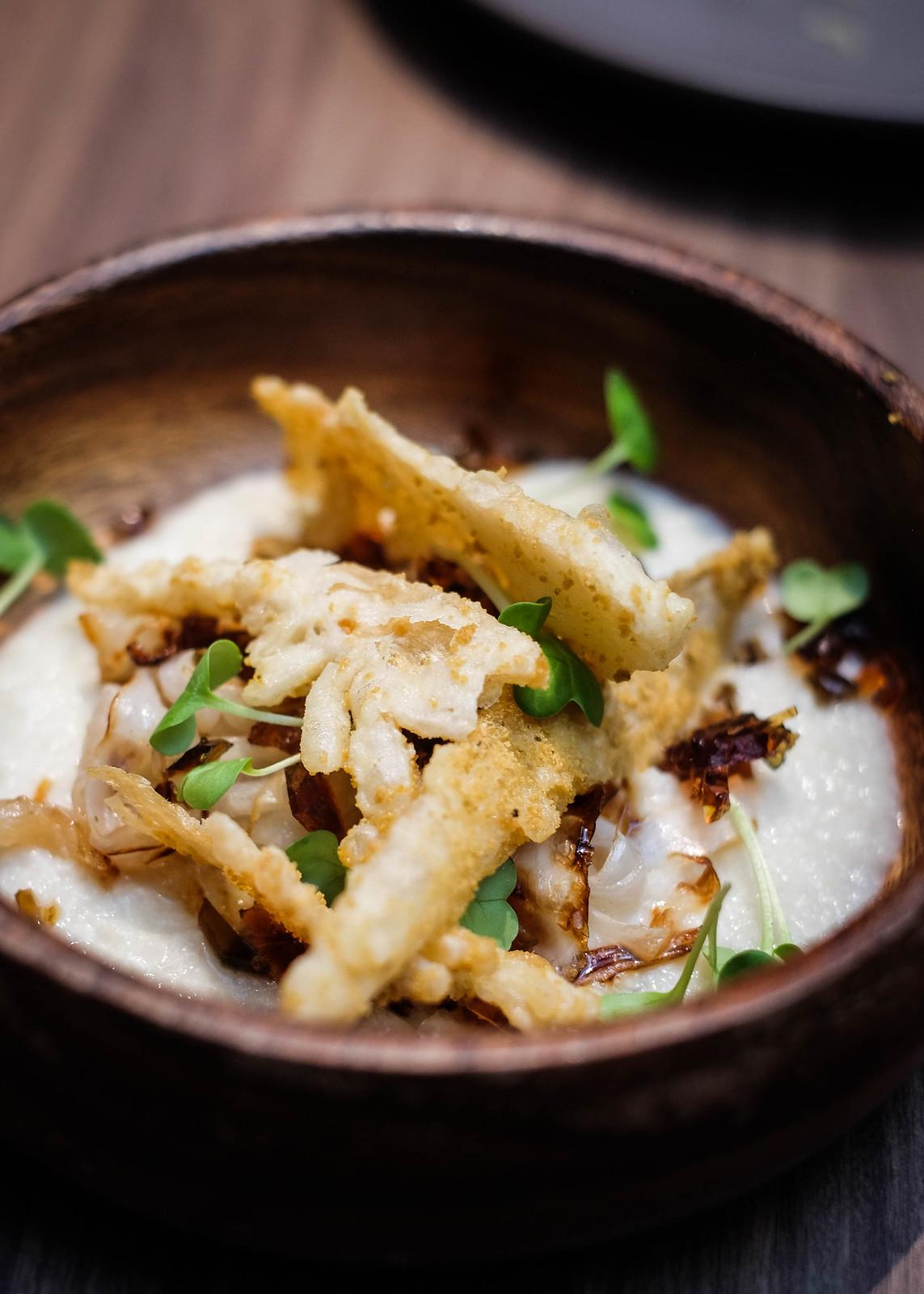 restaurant ibid White Radish Porridge
