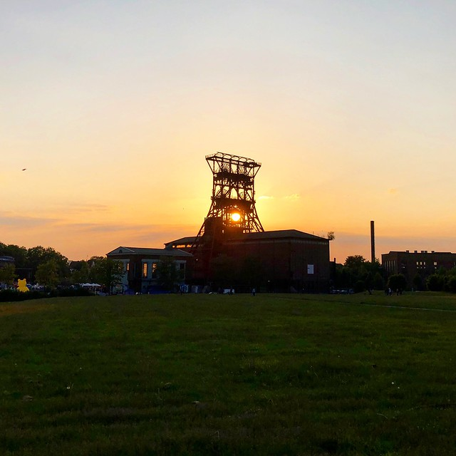 Doppelbock Sunset