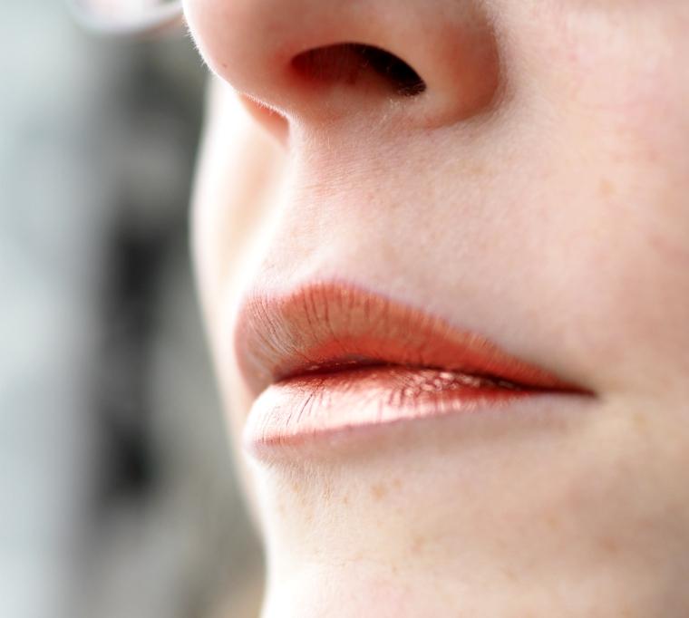 IsaDora Matt Metallic Lipstick