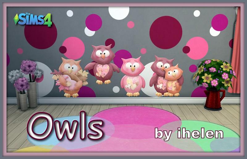 Owls by ihelen