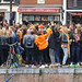 Street party on King's Day by B℮n