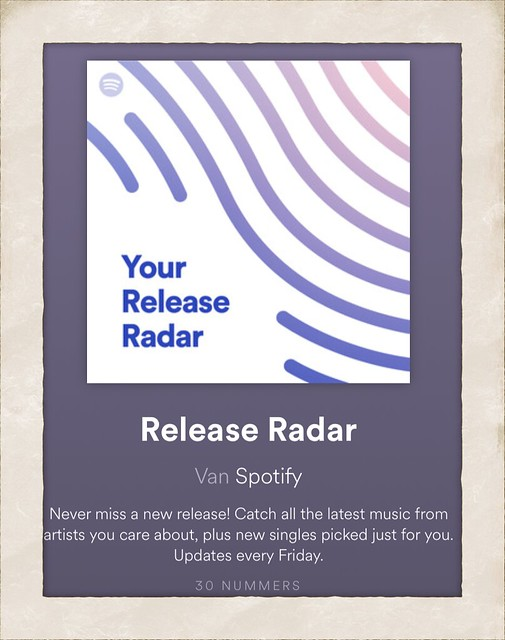 Schermafdruk Spotify