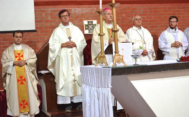 Asume párroco de La Santa Cruz (Fiorito)