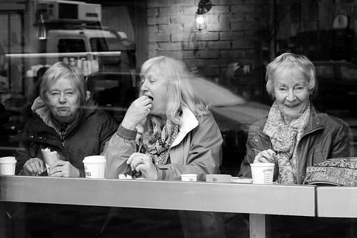 Ladies Lunching....