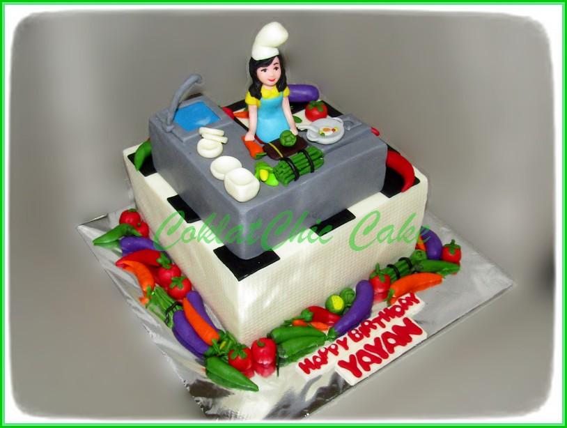 Cake Kitchen YAYAN 15 cm