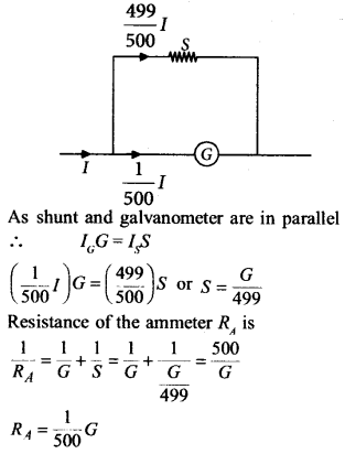 NEET AIPMT Physics Chapter Wise Solutions - Moving Charges and Magnetism explanation 5.1