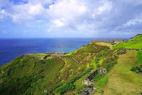 saintkitts brimstonehill caribbean