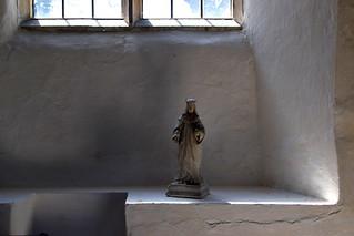 Crowned Blessed Virgin