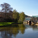 Small photo of Franconian Saale in Bad Kissingen