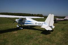 G-CFIT Ikarus Comco C-42 [0804-6966] Popham 050518