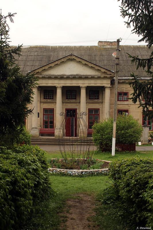 Палац Орловських (Маліївці)