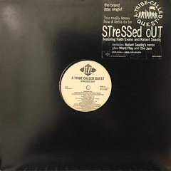 A TRIBE CALLED QUEST:STRESSED OUT(REMIX)(JACKET A)
