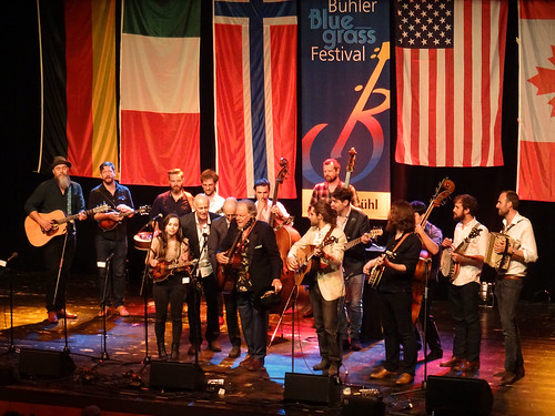 Internationales Bühler Bluegrass Festival 2018
