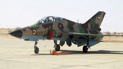 Sudan's new FTC-2000 jets