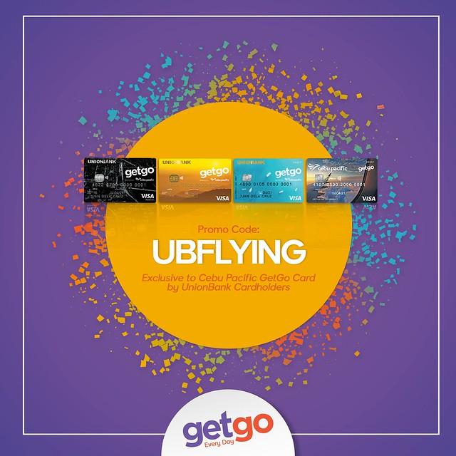 GetGo Points Sale UBFLYING