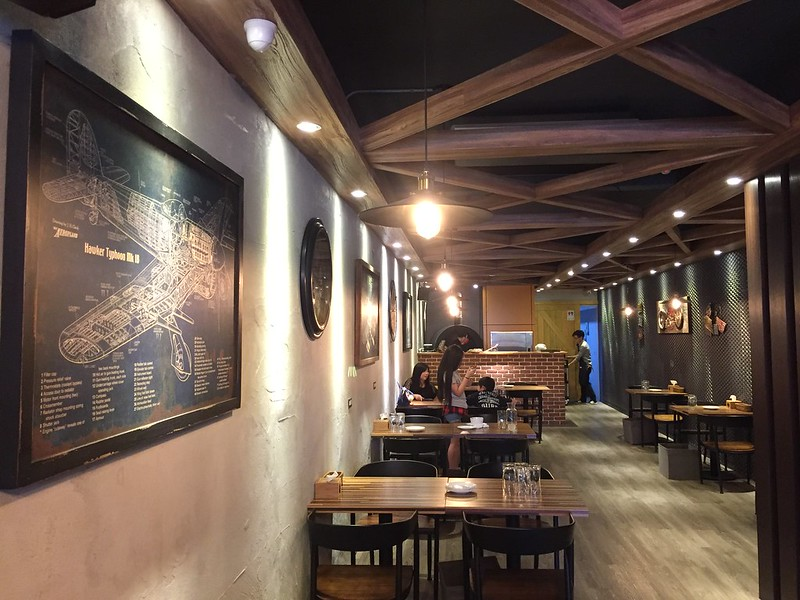中壢Pizza義式餐廳窯主義28