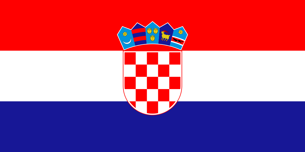 Flag of the Republic of Croatia