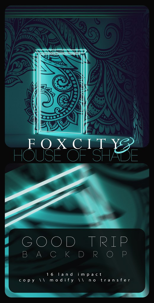 FOXCITY x House Of Shade Collaboration - TeleportHub.com Live!