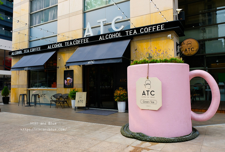 台中不限時咖啡 ATC  MENU 菜單06
