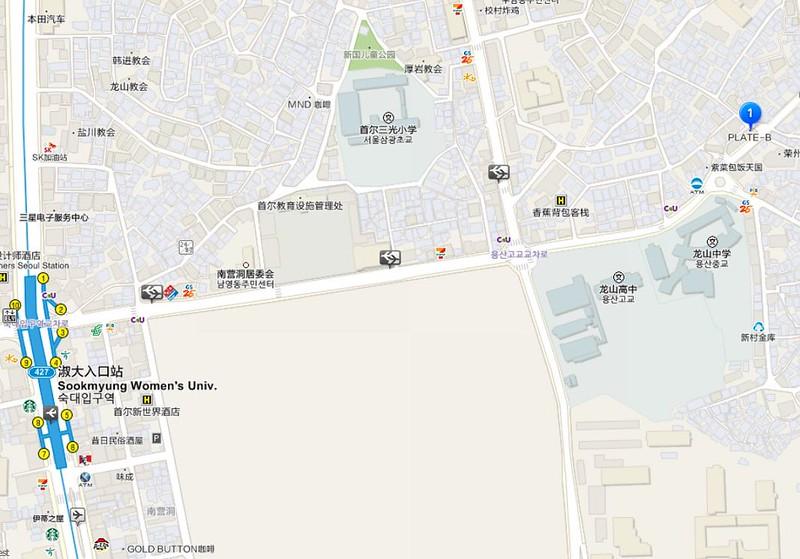 擷取MAP1