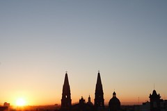 La Catedral al amanecer