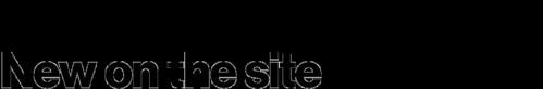Titles-Newonthesite