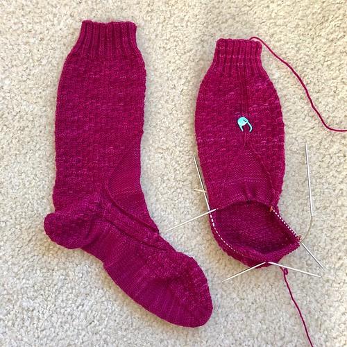 Smaug socks