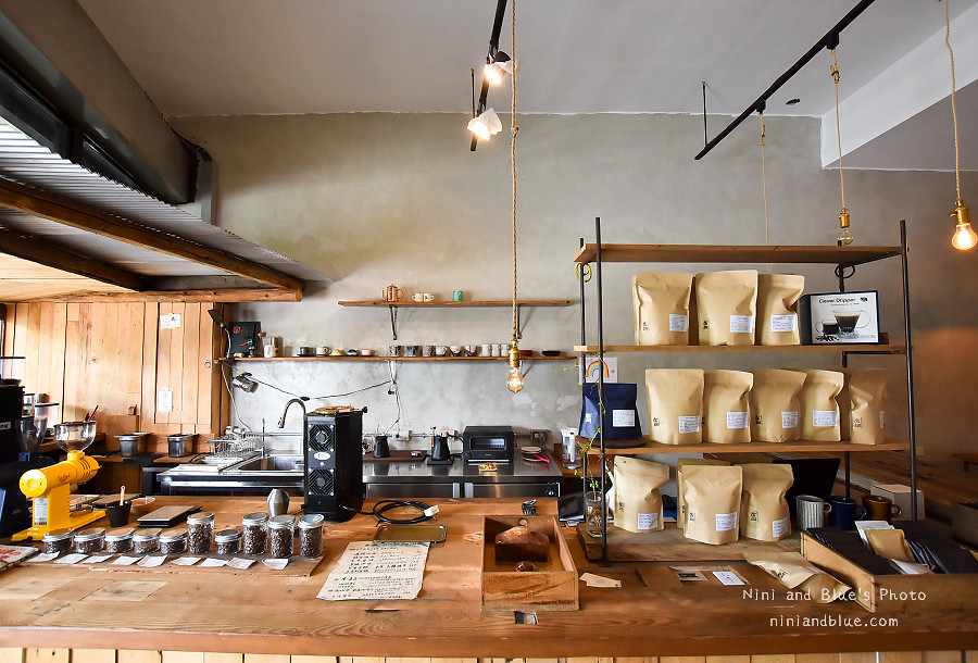 樂珈 Coffee Roaster.烏日咖啡05