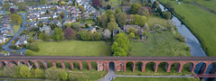 Whalley Viaduct by Drone