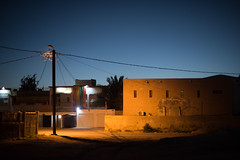 Nouakchott, early morning