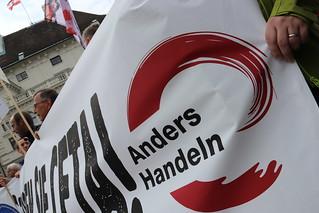 CETA Protest 16. Mai 2018