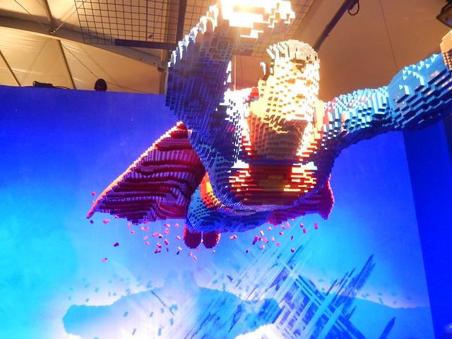 Exposition LEGO© des Super-Héros DC™