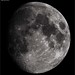 Waxing Gibbous Moon - April 26, 2018