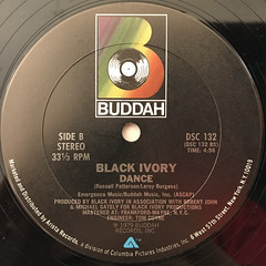 BLACK IVORY:MAINLINE(LABEL SIDE-B)