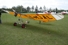 G-MJAL Skycraft Scout MkIII-3-R (0433 R-3) Popham 040514