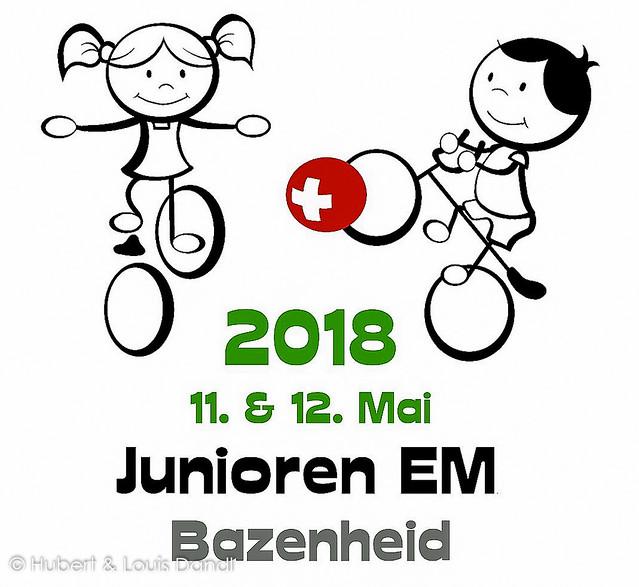 Junioren Hallenrad Europameisterschaft 2018 CH-Bazenheid