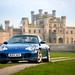 Porsche 996 Carrera 4 S Convertible, Lowther Castle, Penrith, Cumbria