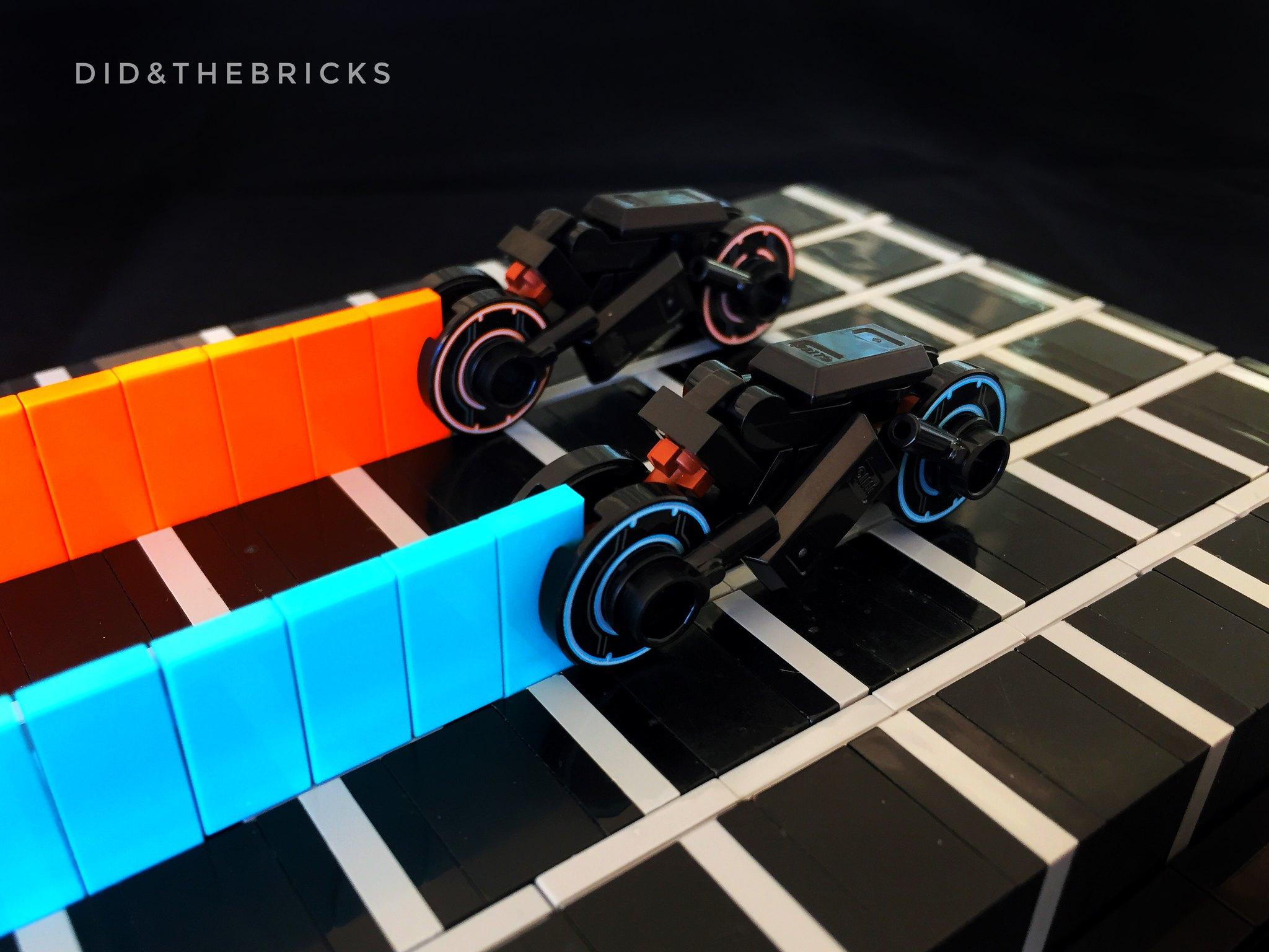 TRON - microscale