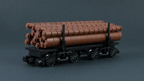 Log Car