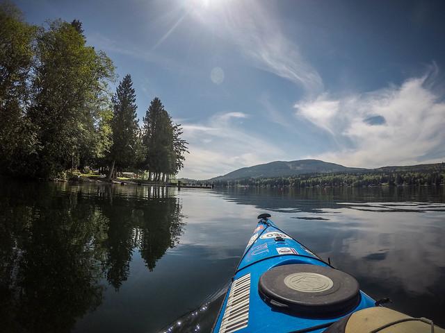 Lake Samish Paddling-2
