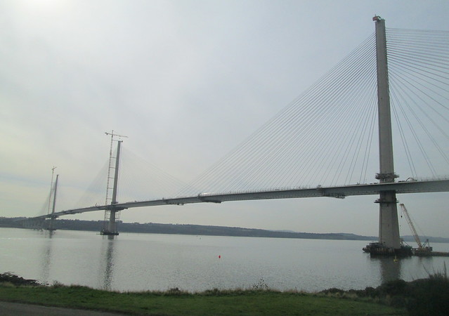 New Forth Road Bridge 54