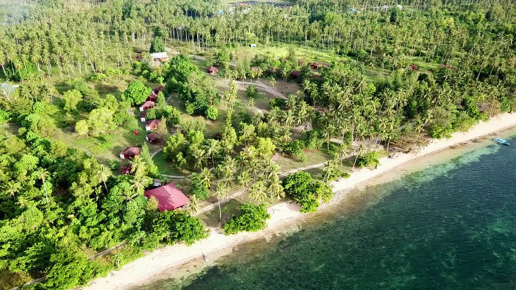 D'Aloha Resort, Morotai, North Moluccas