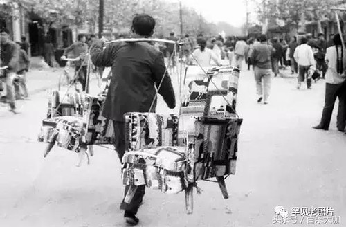 中國陳年老照片,百年滁州的真實面目,看以前的滁州是什麼模樣的