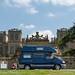 VW T4 Carthago Malibu @ Hardwick Hall/UK